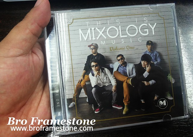 This is MIXOLOGI Music Volume One