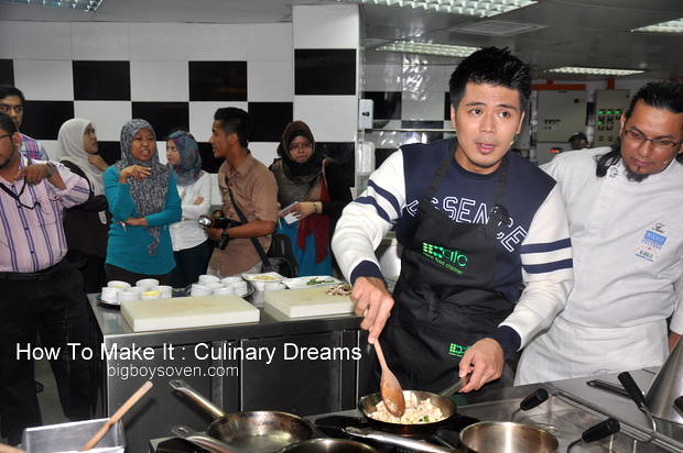 How to make it Culinary Dreams AFC 7