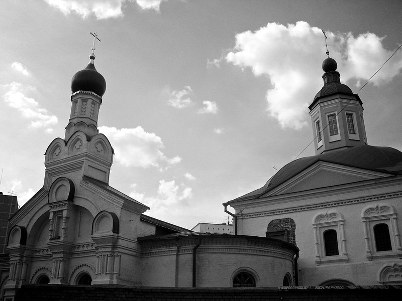 Moscow Walks #19