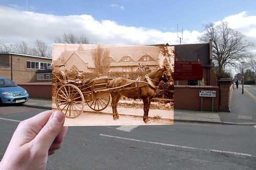 St Hilda's Church, Hunts Cross, 1902 in 2014 thumby