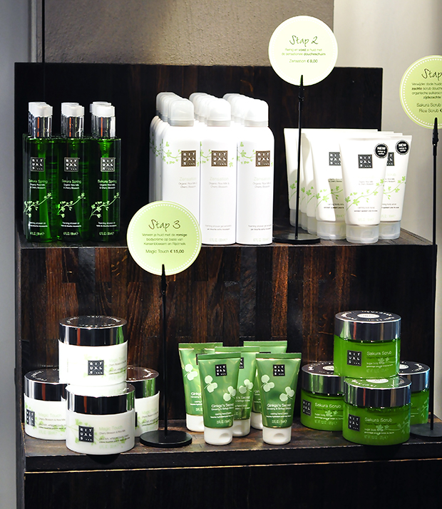stylelab beauty blog rituals new products spring 2014 Sakura