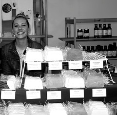 Soap Salesgirl