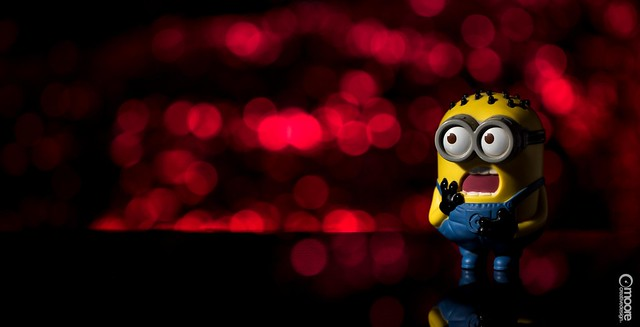 Terror of the Minion!