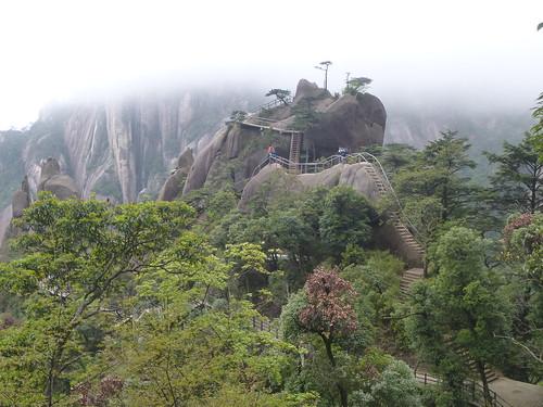Jiangxi-Sanqing Shan-1 sentier de l'est (50)