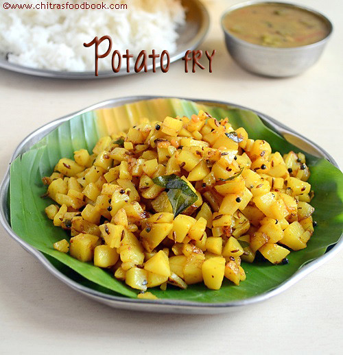 Easy potato curry recipe