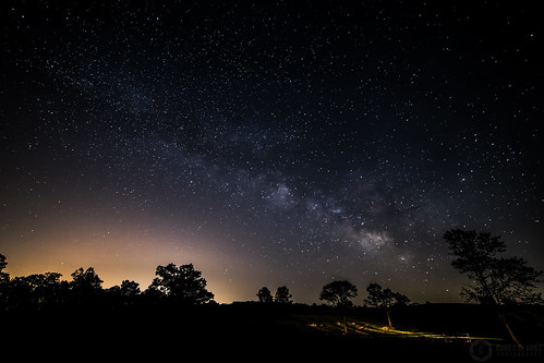 way landscape virginia unitedstates great meadow astrophotography astronomy plains milky milkyway the theplains greatmeadow