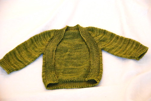 Malabrigo newborn set
