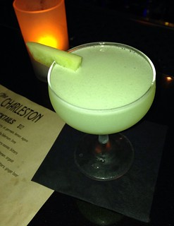 Honeydew cocktail