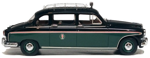 Kess Fiat 1400 Francis Lombardi Taxi