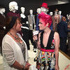 Giovanna Ottobre-Melton at the Outstanding Art of Television Costume Design Exhibition - IMG_2619 by RedCarpetReport