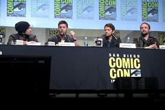 Jared Padalecki, Jensen Ackles, Misha Collins & Mark A. Sheppard
