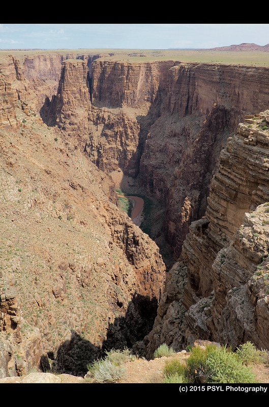 Canyon outside Grand Canyon