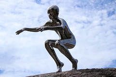 Skulptur i Pilane 2015