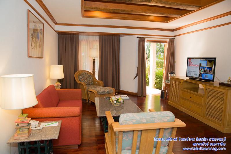 โรงแรม เฟลิกซ์ ริเวอร์แคว รีสอร์ท กาญจนบุรี