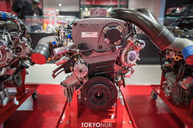 Auto Motor Playground ''TOKYO'' // The Impul Awakens  at Nismo Showroom