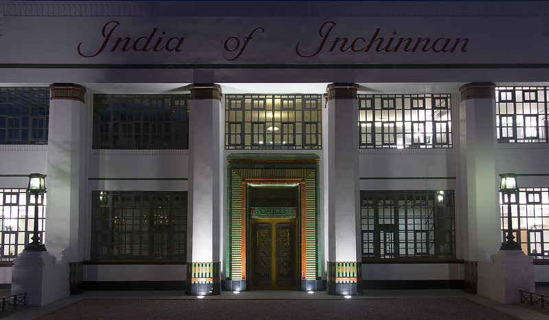 India of Inchinnan
