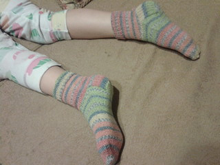 Rainbow Socks 2.3