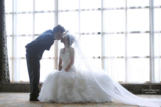 Váy cưới đẹp cho cô dâu trong ngày trọng đại 2