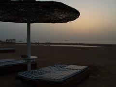 Sunrise in Sharm El Sheik