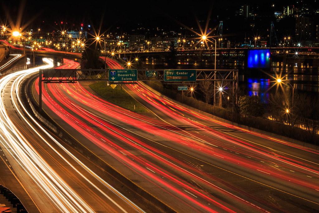 Portland Traffic | Lewis | Flickr