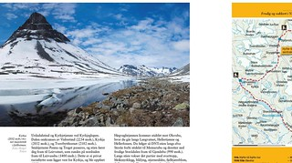 Foto 2 boek wandeltochten Jotunheimen