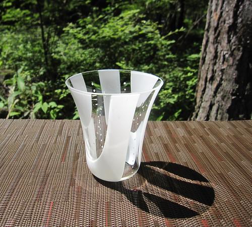 白いグラス by Poran111