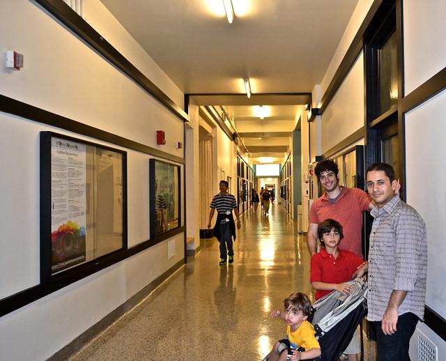 Infinite Corridor, MIT University, Ma