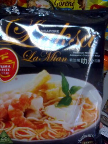 Curry laksa Jaya Grocer 1