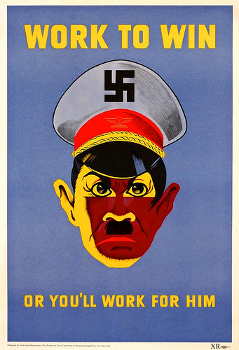 ... work for Adolph?