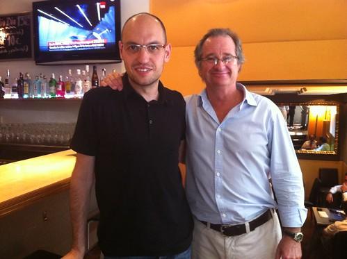 Barcelona | DOP Restaurant | Con Guillermo, el propietario