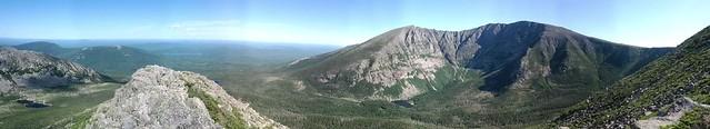 the great basin from hamlin peak
