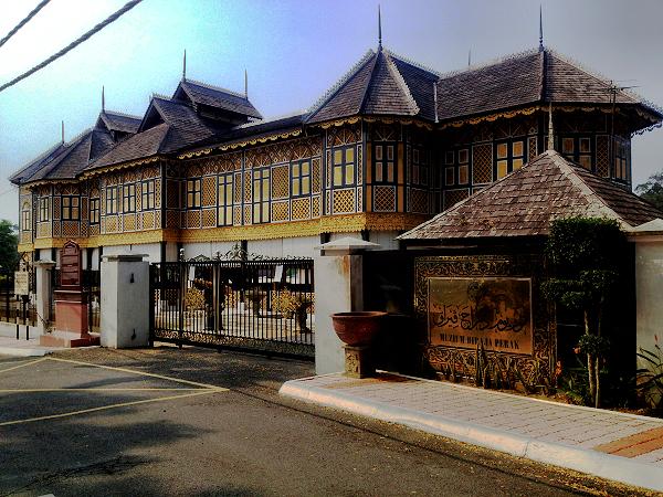 Perak Royal Museum, Kuala Kangsar
