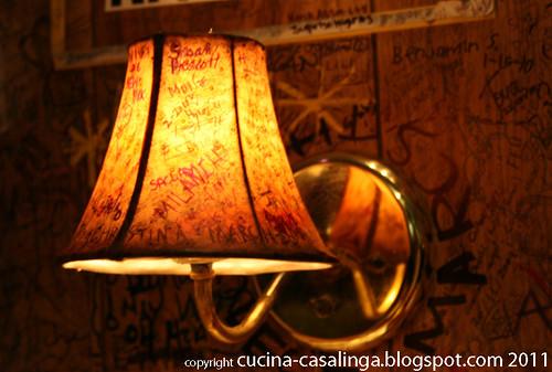 Lampe Parker