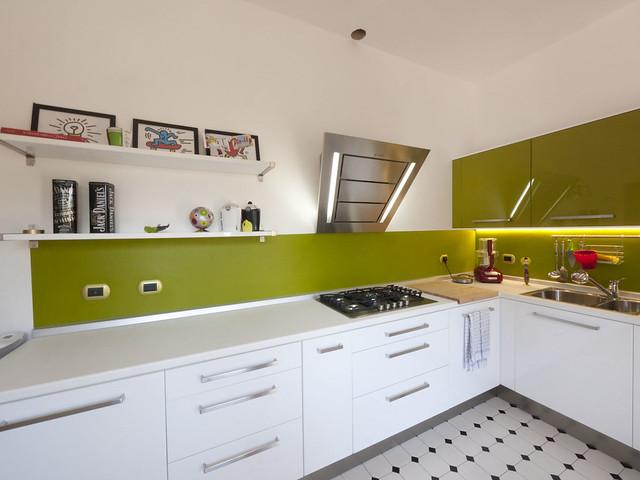 Cucine Senza Pensili Superiori - Idee Per La Casa - Syafir.com