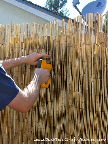 How to Install Bamboo Privacy Fencing