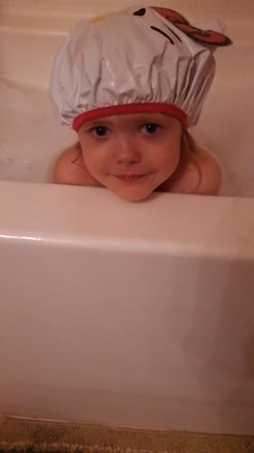 Bath tub Lil