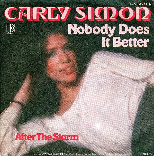 The Spy Who Loved Me - Der Spion der Mich liebte - James ...The Spy Who Loved Me Soundtrack Carly Simon