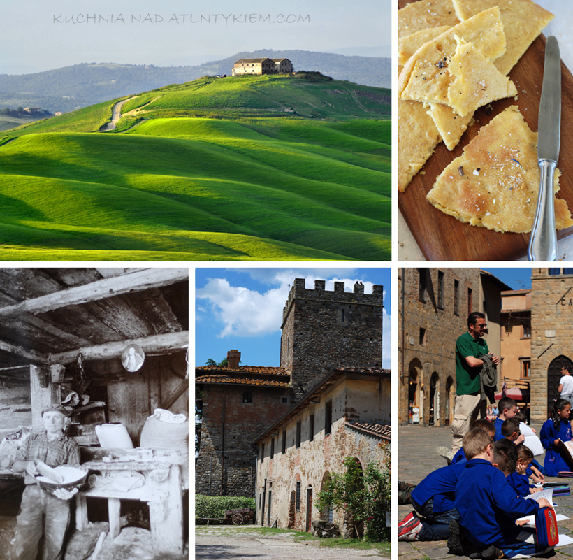 Moments in Tuscany