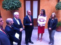 Estrechan relaciones Querétaro y Australia de agenciainqro.com Agencia Queretana de Noticias