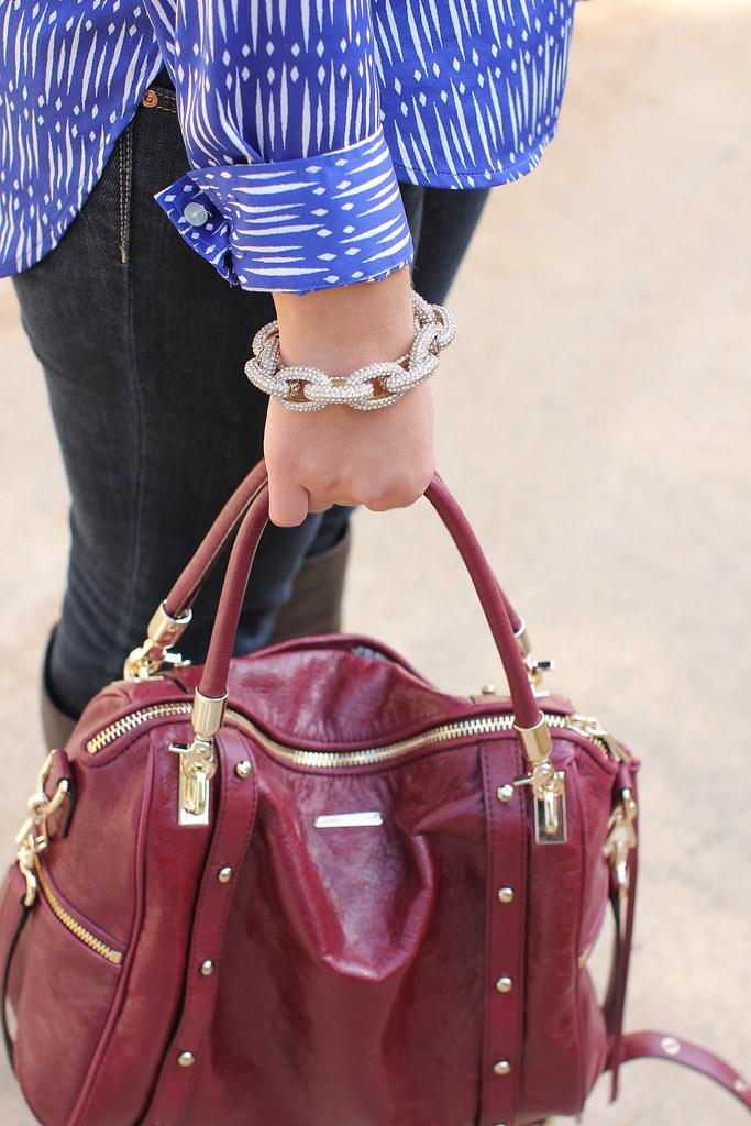 Sira Mara bracelet Rebecca Minkoff Cupid Port