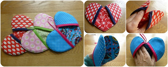 Oven Mitts class samples