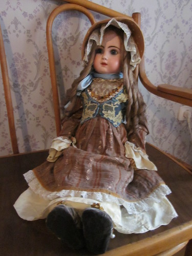 A lovely doll by Anna Amnell