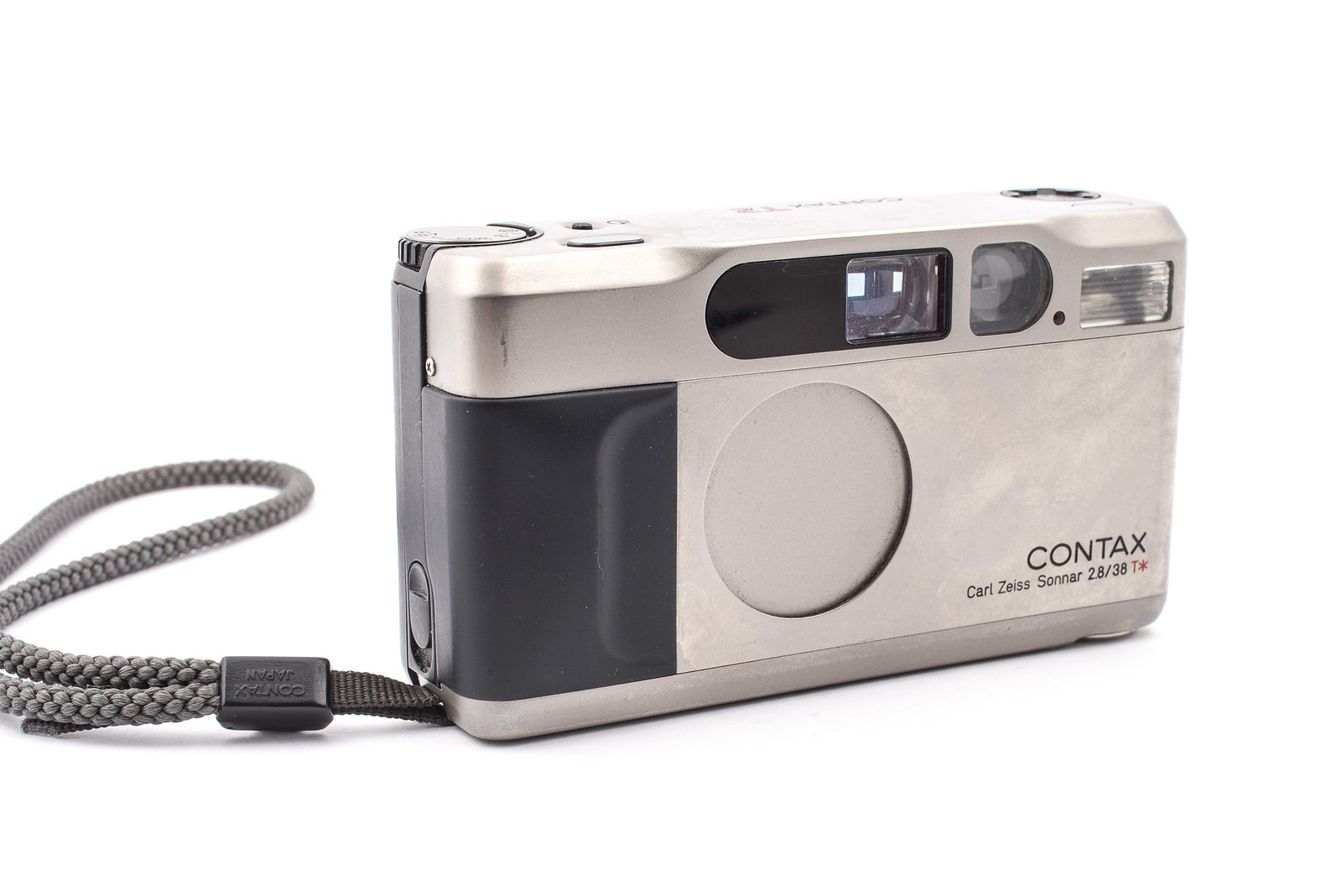 Contax T2 front