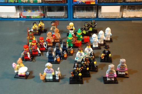71002 LEGO Minifigures Series 11 (3)