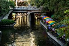 The iconic Riverwalk shot