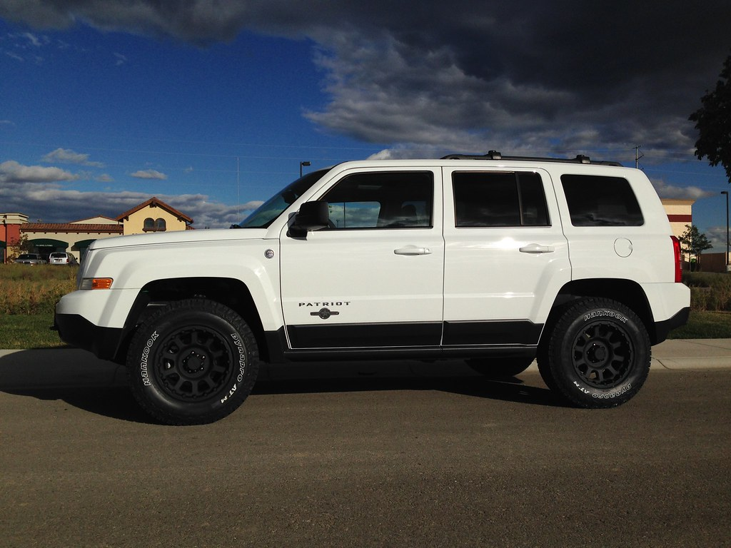 jeep patriot 2014 black rims. patriot rimtire combination photographs page 10 jeep forums 2014 black rims