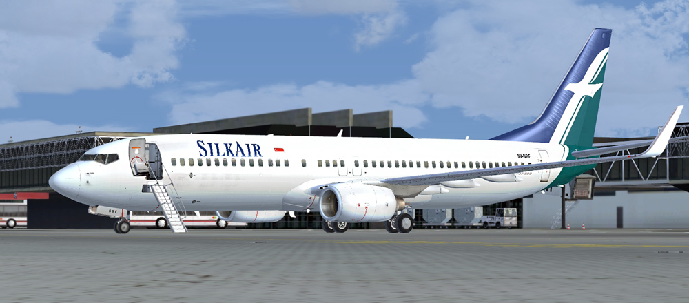 PMDG 737NGX (-800WL) SilkAir - Singapore Virtual Airlines Group