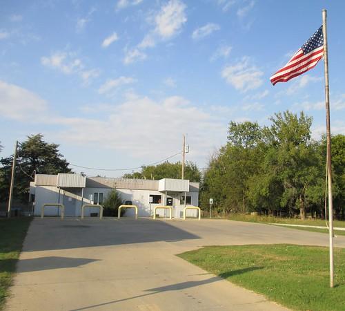 Post Office 74468 (Wainwright, Oklahoma)