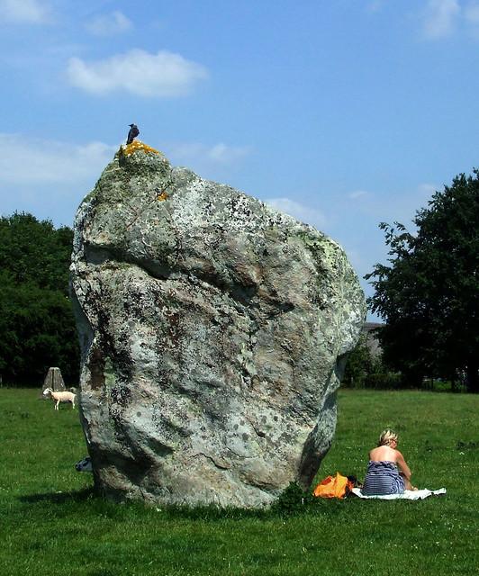 Avebury stones 21