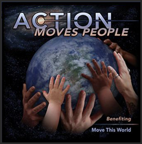 Action Moves People CD